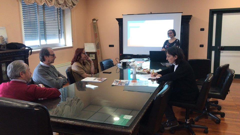 Il ruolo del web nel processo di divulgazione del progetto di Social Housing, svolto il primo Workshop formativo